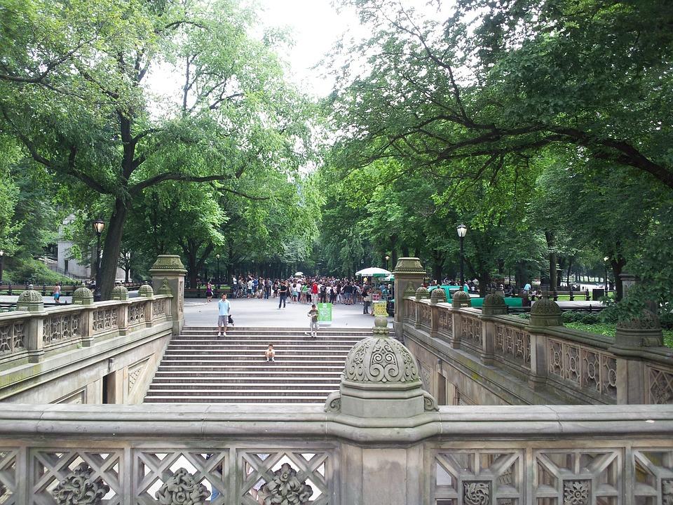 Parque Central, Ciudad De Nueva York, Nueva York, Nyc