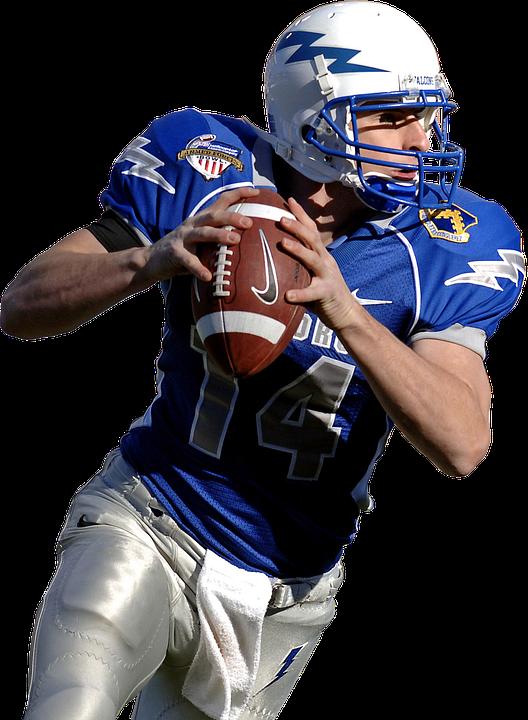 free photo quarterback american football   free image on