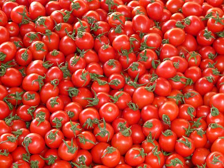 Tomatoes, Vegetables, Red, Delicious