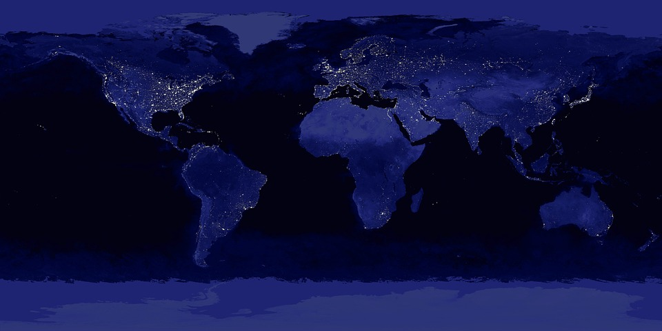 Erde Welt Beleuchtung · Kostenloses Foto auf Pixabay