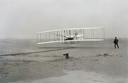 Aircraft, Wright Brothers