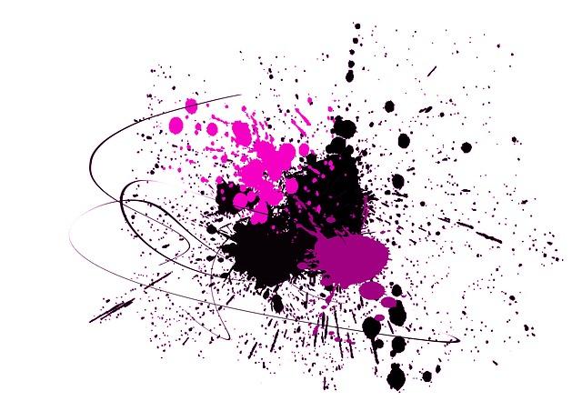 kostenlose illustration farbklecks klecks farbe spritzen kostenloses bild auf pixabay 74086. Black Bedroom Furniture Sets. Home Design Ideas