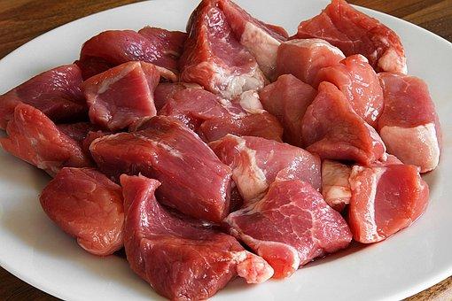 Goulash, Carne, Cerdo, Gulyás, Goll Asch