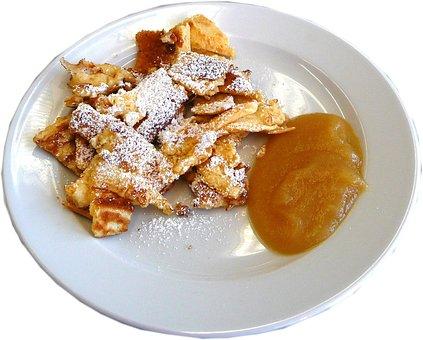 Kaiserschmarrn, Sweet Dish, Pancake