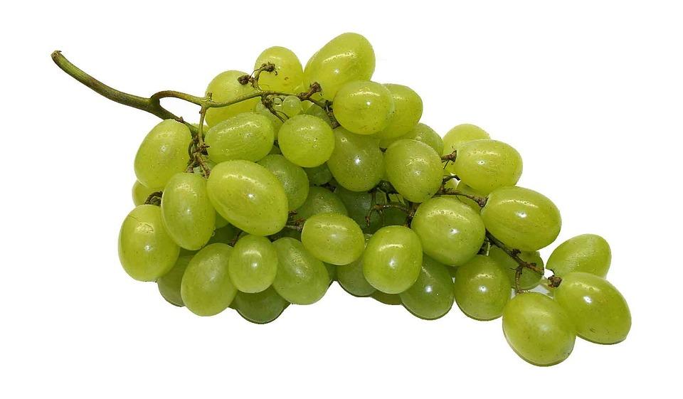 Tafeltrauben, Trauben, Weintrauben, Obst, Gesund, Grün