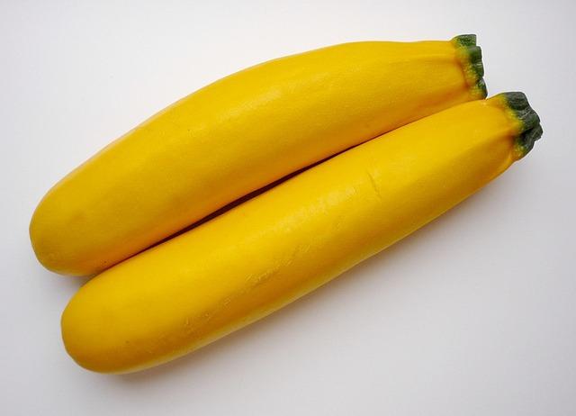 Zucchini Yellow Vegetables 183 Free Photo On Pixabay