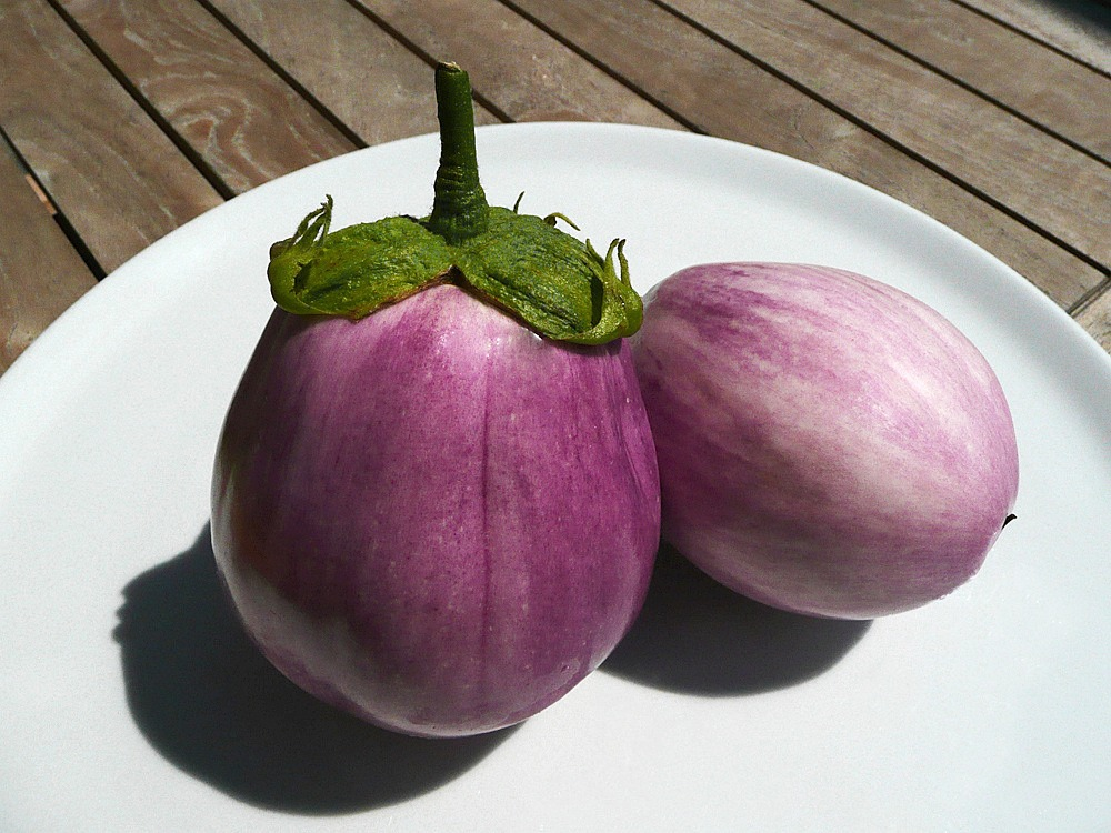 Insalata di melanzane