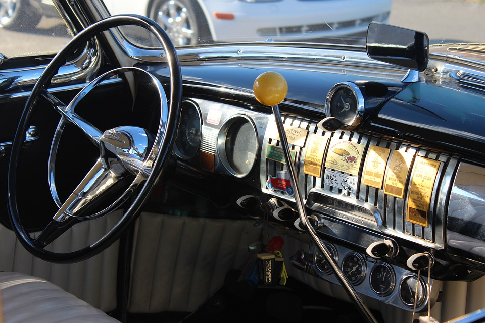 Armaturenbrett oldtimer  Chevrolet Cockpit Armaturenbrett · Kostenloses Foto auf Pixabay
