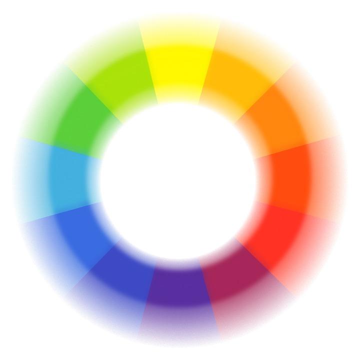 刺繍, Dab, 色, カラー サークル, 配色パターン, 地区, リング, カラフル