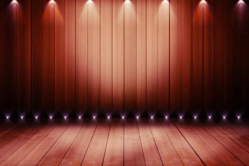 Brown Stage Wall Stage Stage Stage Stage S