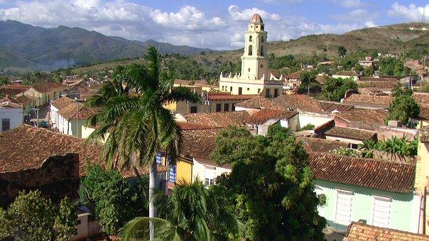 Unsere Kuba-Rundreise: Trinidad - Trinidad, Unesco, Heritage