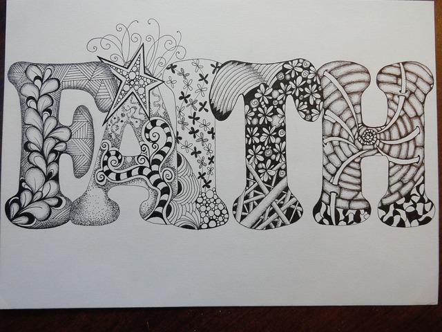 Inspirational Drawing Ideas: Art Zentangle Pen Drawing Ink · Free Photo On Pixabay