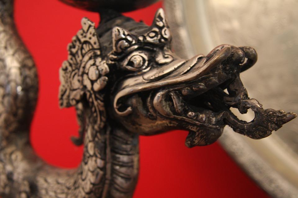 drake chinees interieur design dieren