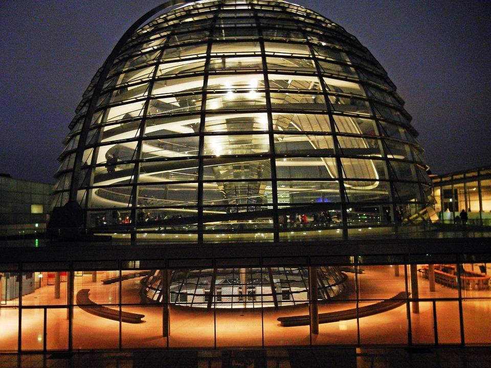 Kostenloses Foto Berlin Bundestag Reichstag