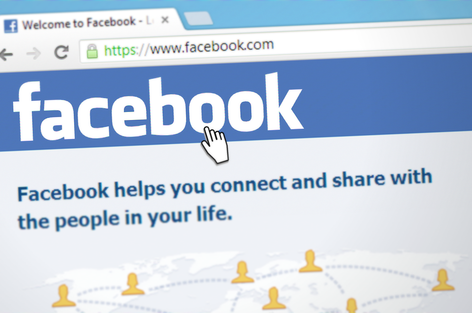 Facebook, Sieci Społecznej, Sieci, Połączenie