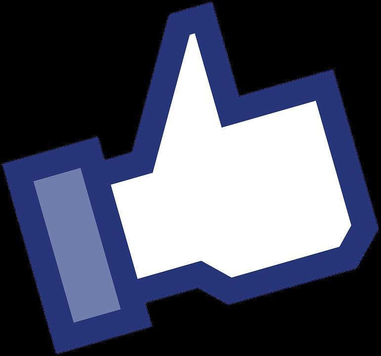Bien connu Illustration gratuite: Facebook Comme, Réseau Social - Image  HN81