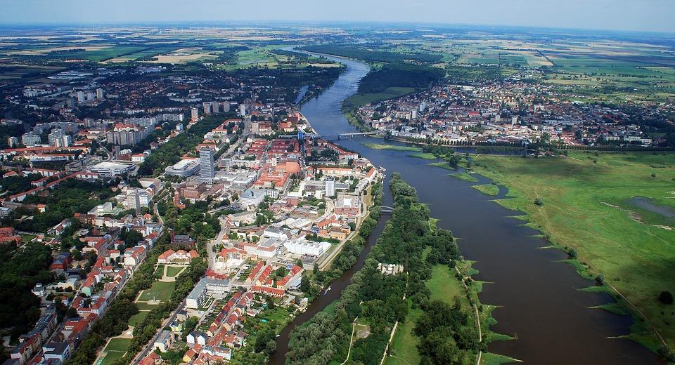 Free Photo Frankfurt Germany Oder River Free Image On Pixabay - Frankfurt river
