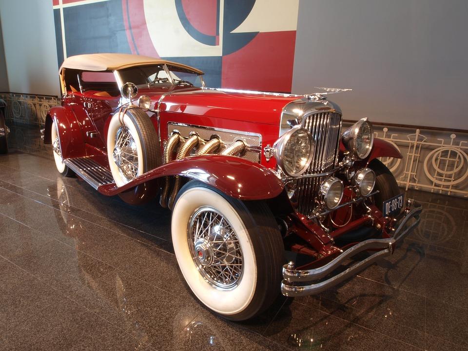 Duesenberg 1935 Car Automobile - Free photo on Pixabay