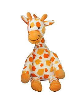 Giraffe Plush Toy, Stuffed, Animal