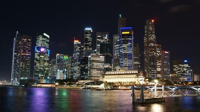 Singapore City Cities 183 Free Photo On Pixabay