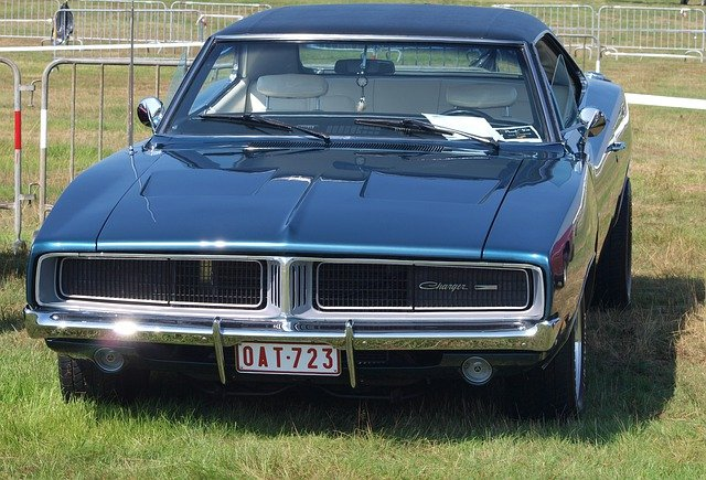 Free Photo Dodge Charger Classic Free Image On Pixabay