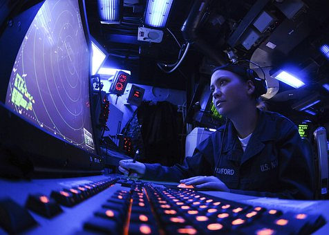 Marinheiro, Marinha dos Estados Unidos, Técnico de Radar