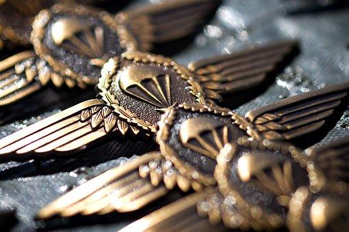 Bundeswehr, Jump Wings, Skill, Army