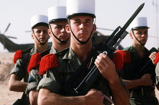 France, French, Foreign Legion, Military