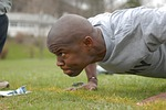 man, exercise