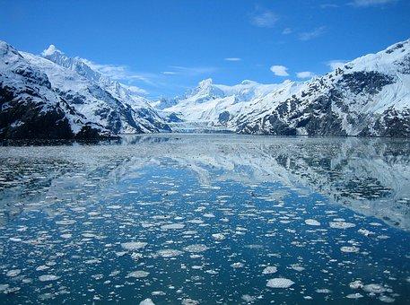 Glacier Bay, Alaska, Lake Water