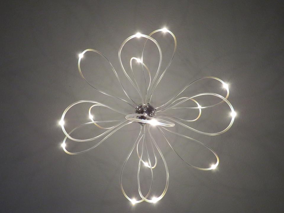 Gratis foto plafond verlichting plafondlamp gratis for Plafondverlichting