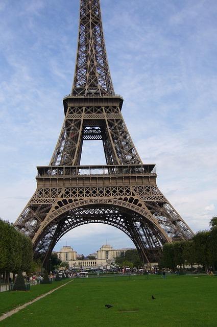 Paris france eiffel free photo on pixabay altavistaventures Gallery