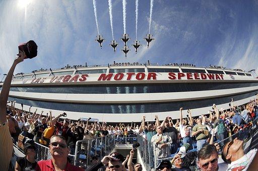 Las Vegas, Nevada, Motor Speedway, Race