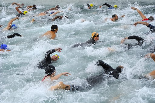 Bahrain, Triathlon, Swimming, Water