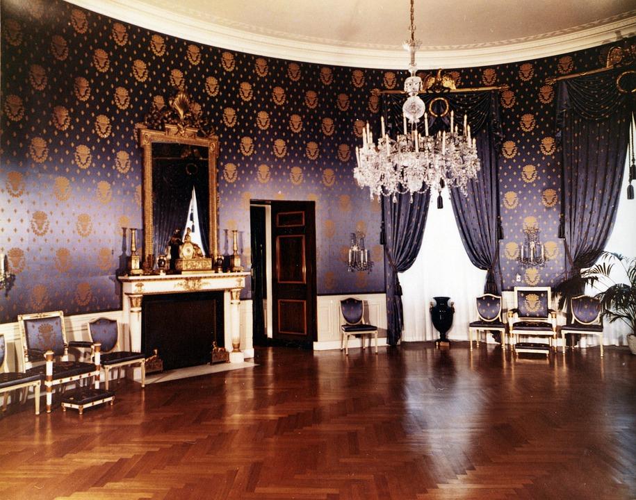 La Maison Blanche 1952 Chambre Photo Gratuite Sur Pixabay