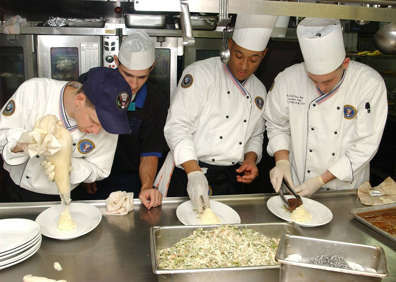 working in the kitchen culinary arts The culinary arts focuses on a variety of aspects related to the cooking and presentation of different food items studies may include nutrition, safety and sanitation, kitchen management, cost control, and beverage and food management.