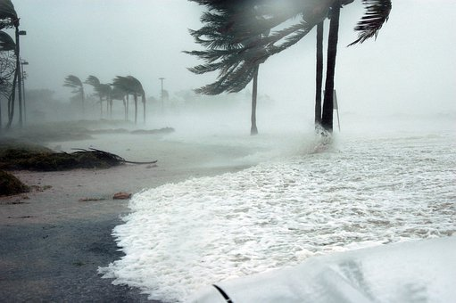 Key West Florida Hurricane Dennis Storm Su