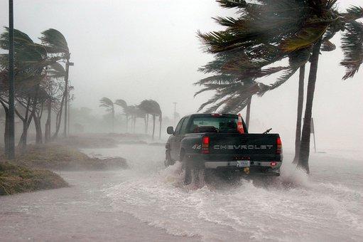 Key West Florida Hurricane Dennis Weather
