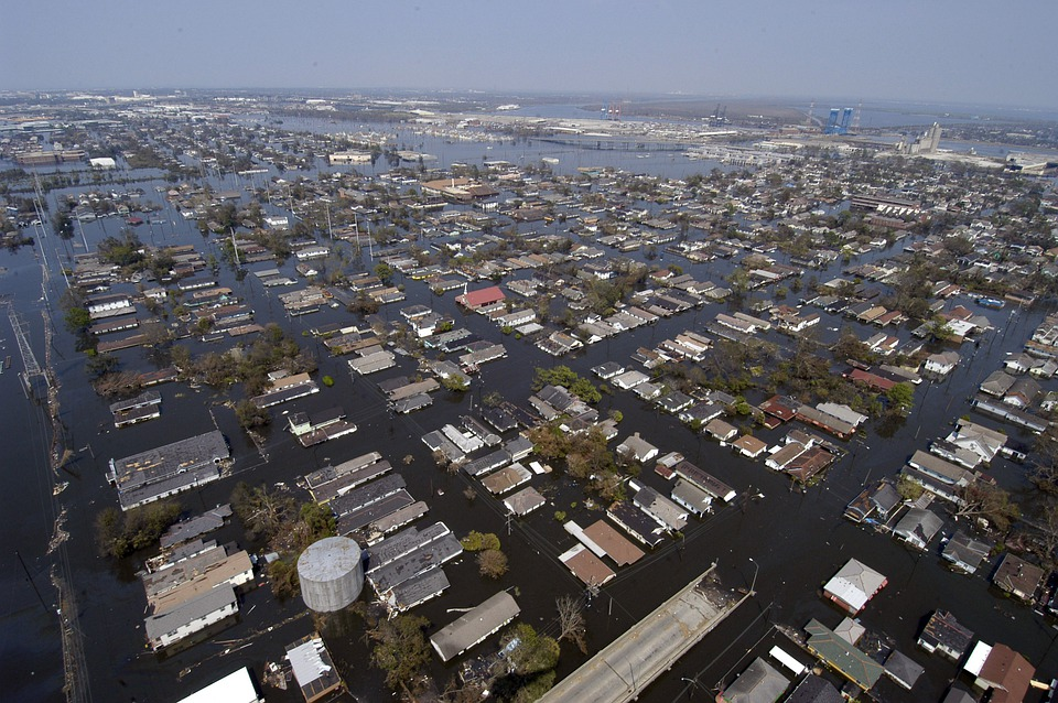 New Orleans, Louisiana, After Hurricane Katrina, City