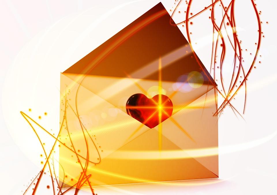 Cartas Sobre Carta De Amor Imagen Gratis En Pixabay