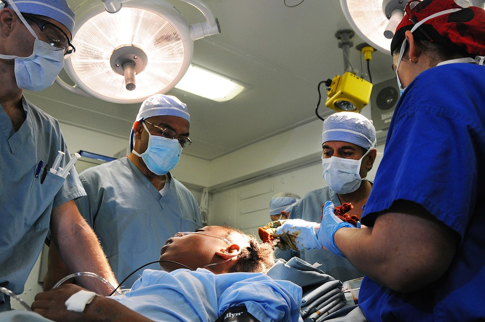 手术, 医院, 桑杰古普塔, 医生, 护士, 医师, 病人, 操作, 手术室, 护理, 医药, 医疗