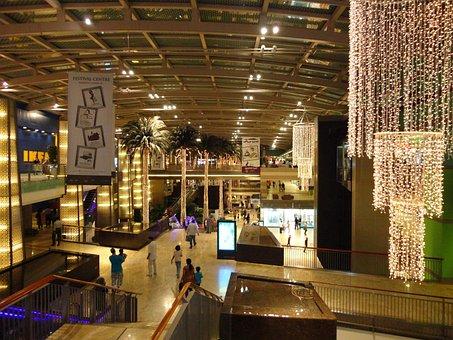 Dubai, Shops, Stores, Mall, Building