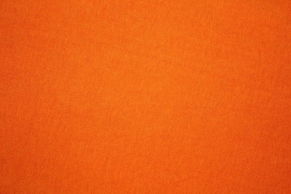 Orange Textile Background · Free Photo On Pixabay