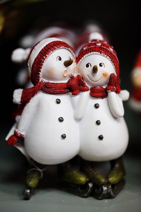 free photo  snowmen  celebration  christmas - free image on pixabay