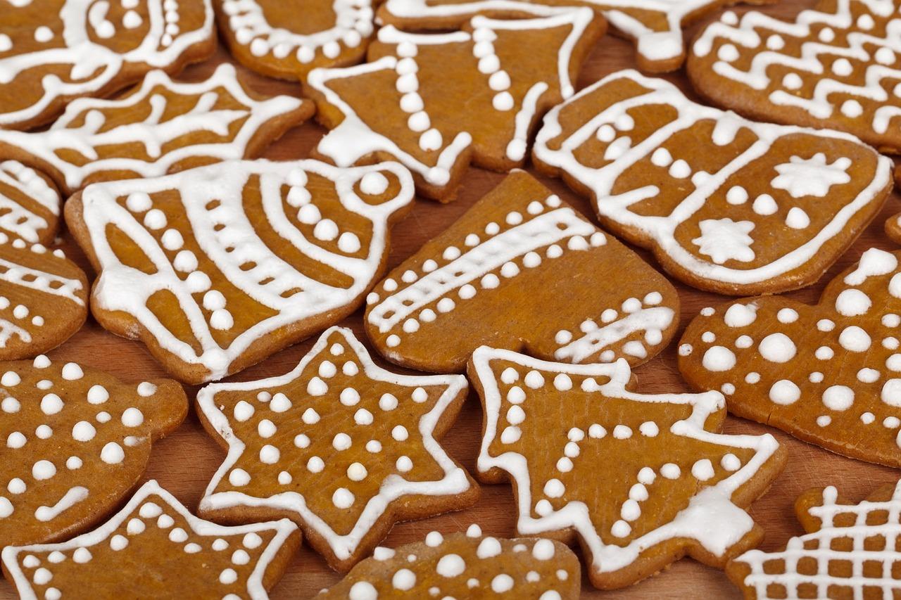 Украшение на печенье в домашних условиях