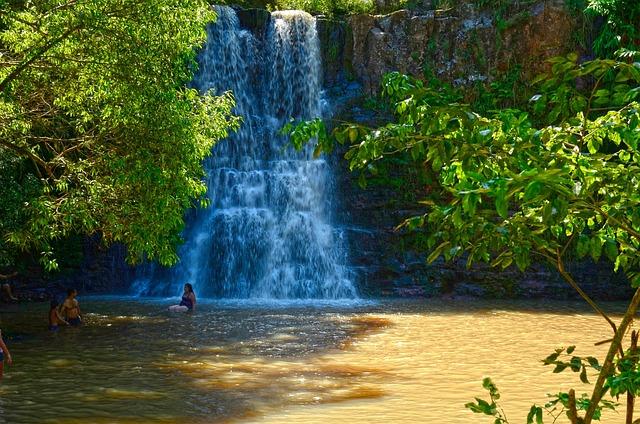 Free photo: Waterfall, Cascade, Natural, River - Free ...
