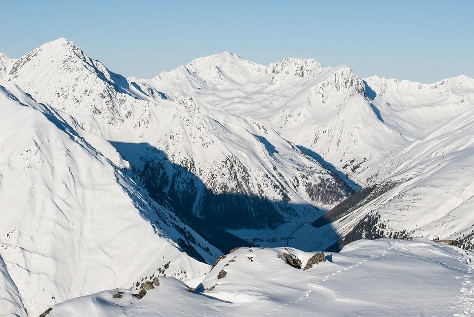gratis foto oostenrijk landschap bergen gratis