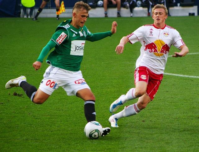 Football Soccer Players 183 Free Photo On Pixabay
