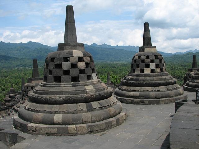Stupa Borobudur Barabudur 183 Free Photo On Pixabay