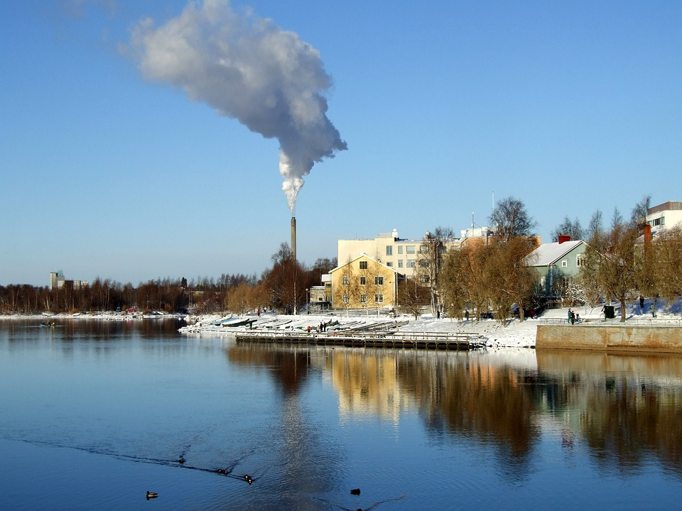 オウル フィンランド 川 - Pixab...